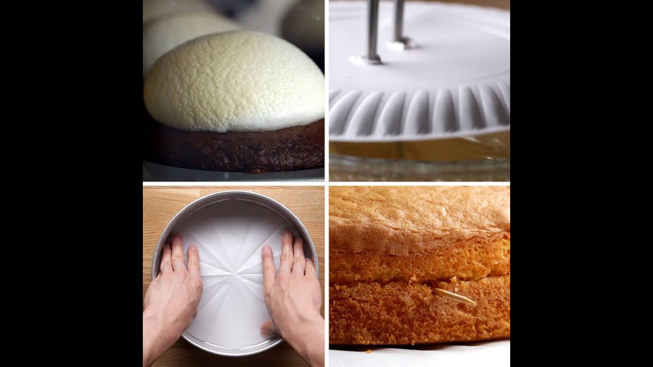 5 Dicas na hora de preparar bolos, vale a pena conferir e compartilhar!!!