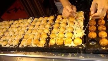 Algumas Coisas Da Culinária Oriental, Diferentes E Exóticas!
