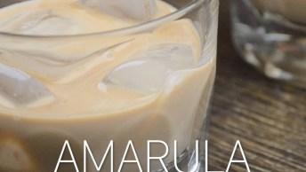 Amarula Caseira - Uma Receita Muito Fácil E Saborosa, Confira!
