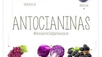 Antocianinas, Para Que Serve E Quais Alimentos Encontramos Essa Substância?