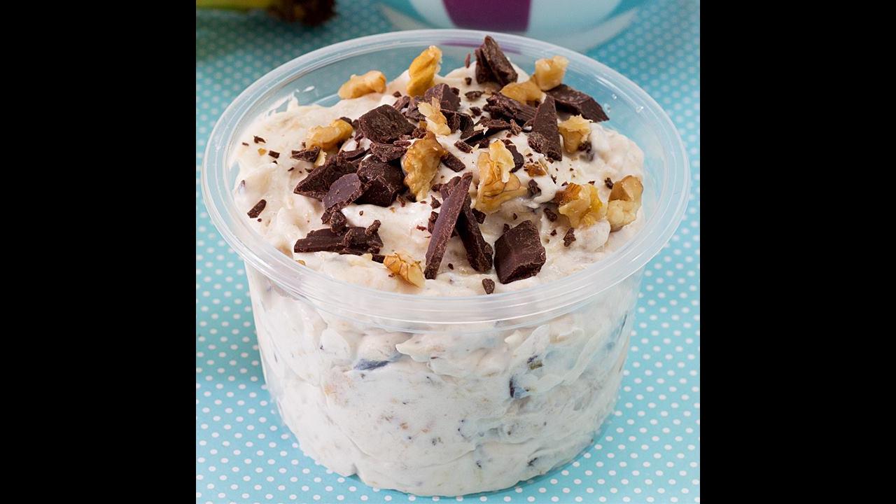 Aprenda a fazer base para sorvete cremoso com apenas 2 ingredientes
