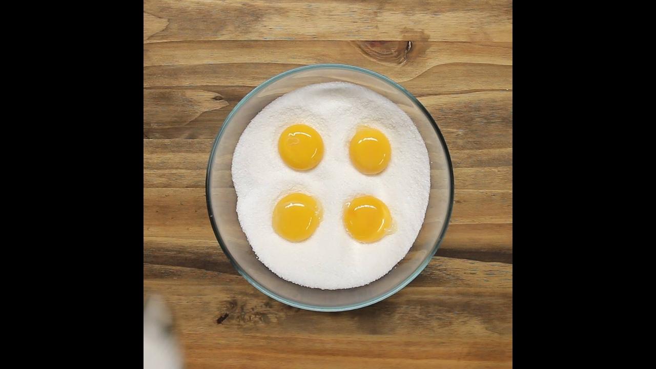 Aprenda a fazer gema de ovo curada