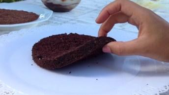 Aprenda A Fazer Uma Decoração De Naked Cake, Um Bolo Que Está Super Na Moda!