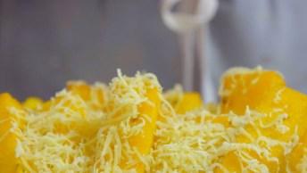 Aprenda A Fazer Uma Deliciosa Polenta Frita, Perfeita Para O Fim De Semana!