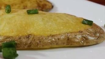 Batata Estufada, Bem Fácil De Fazer E Fica Uma Delicia!