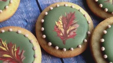 Biscoito Em Formato De Medalha, Mais Uma Ideia Para Você Fazer!