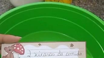 Bolachinha Gostosa De Amido De Milho, Você Vai Adorar O Resultado!
