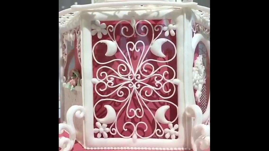 Bolo com cerquinha, uma linda ideia de decoração