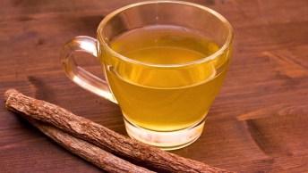 Chá De Alcaçuz - Melhora O Sistema Respiratório E Protege O Fígado!