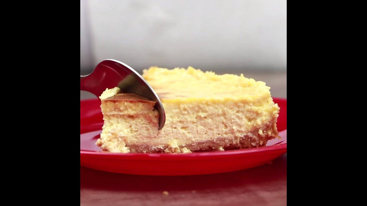Cheesecake de Maracujá, uma ideia maravilhosa de sobremesa