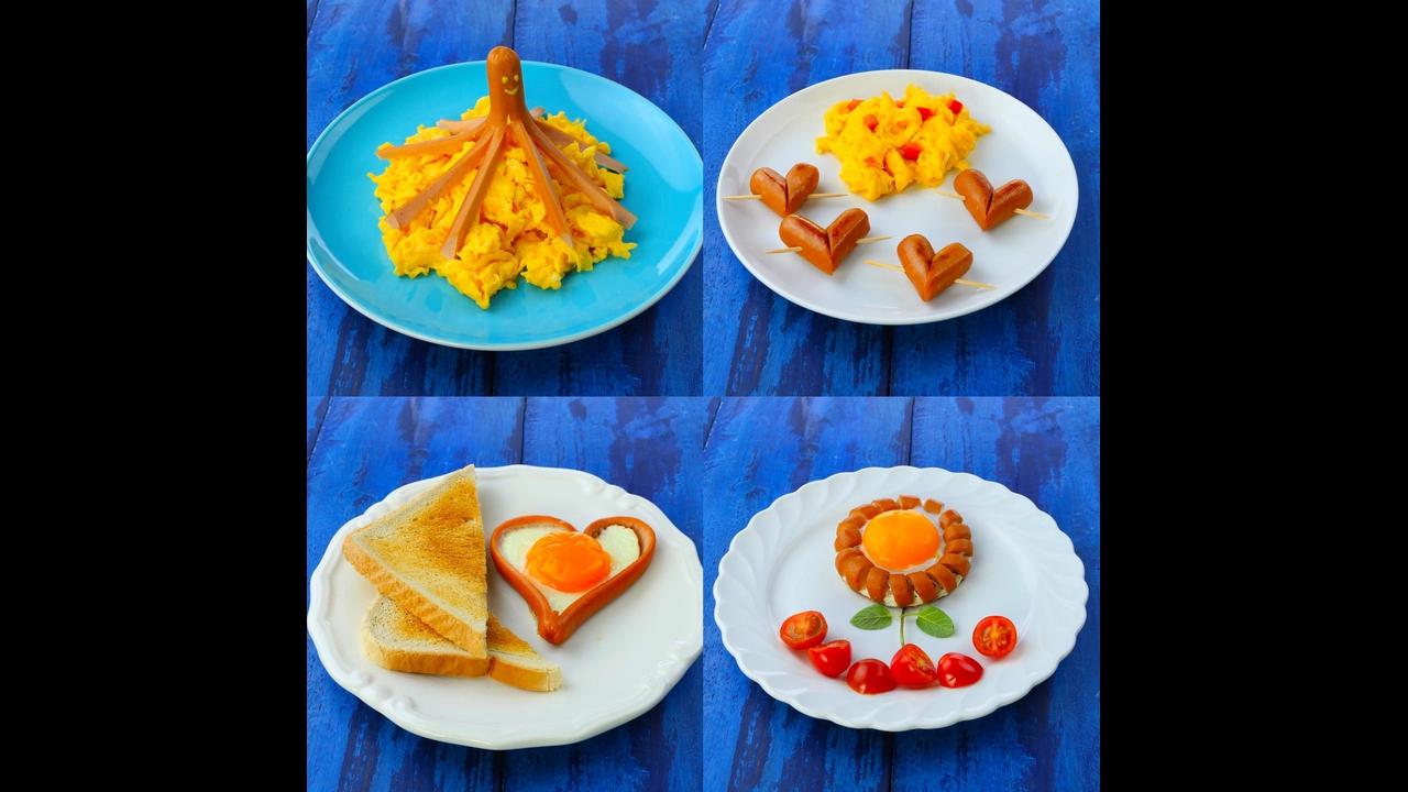 Como deixar o café da manhã mais divertido