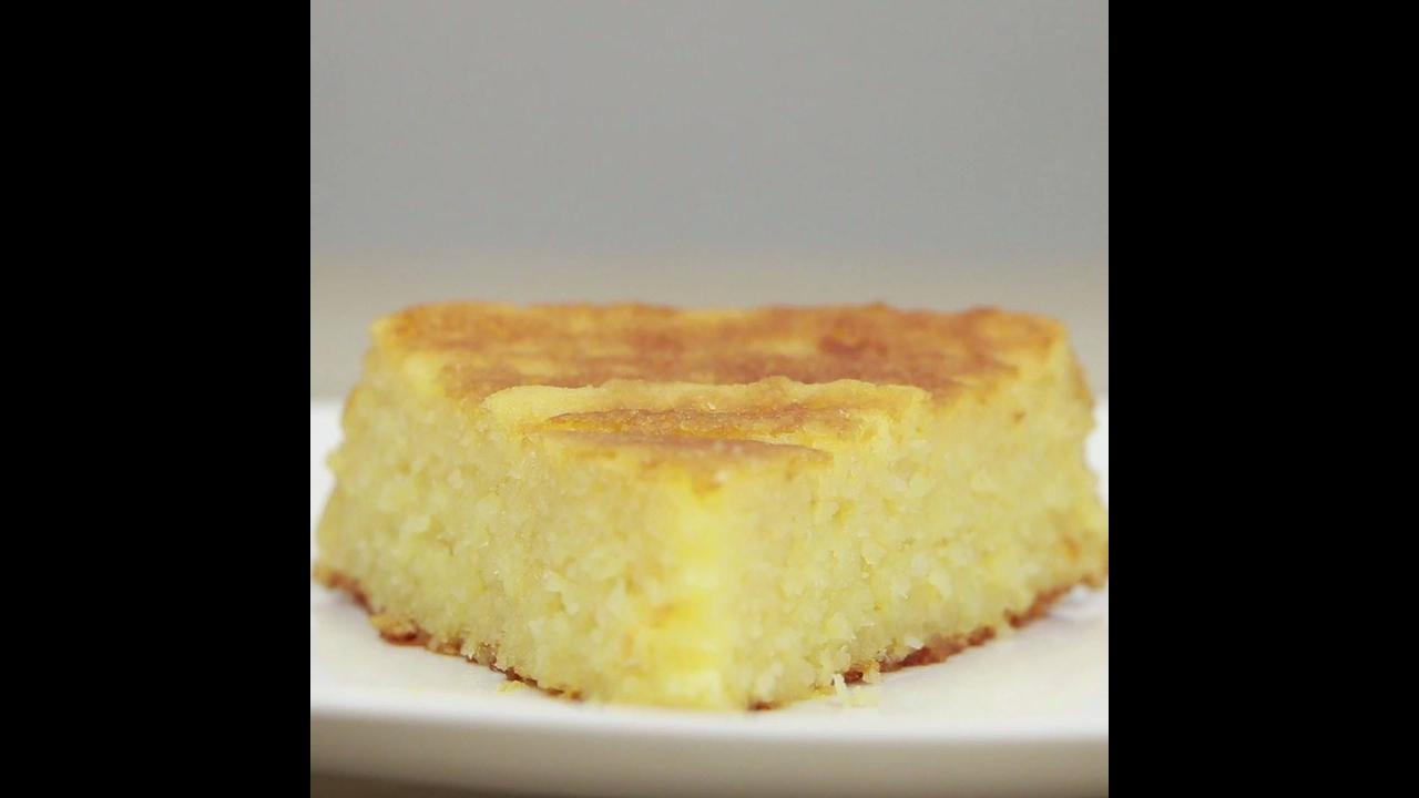 Como fazer bolo sem farinha ?