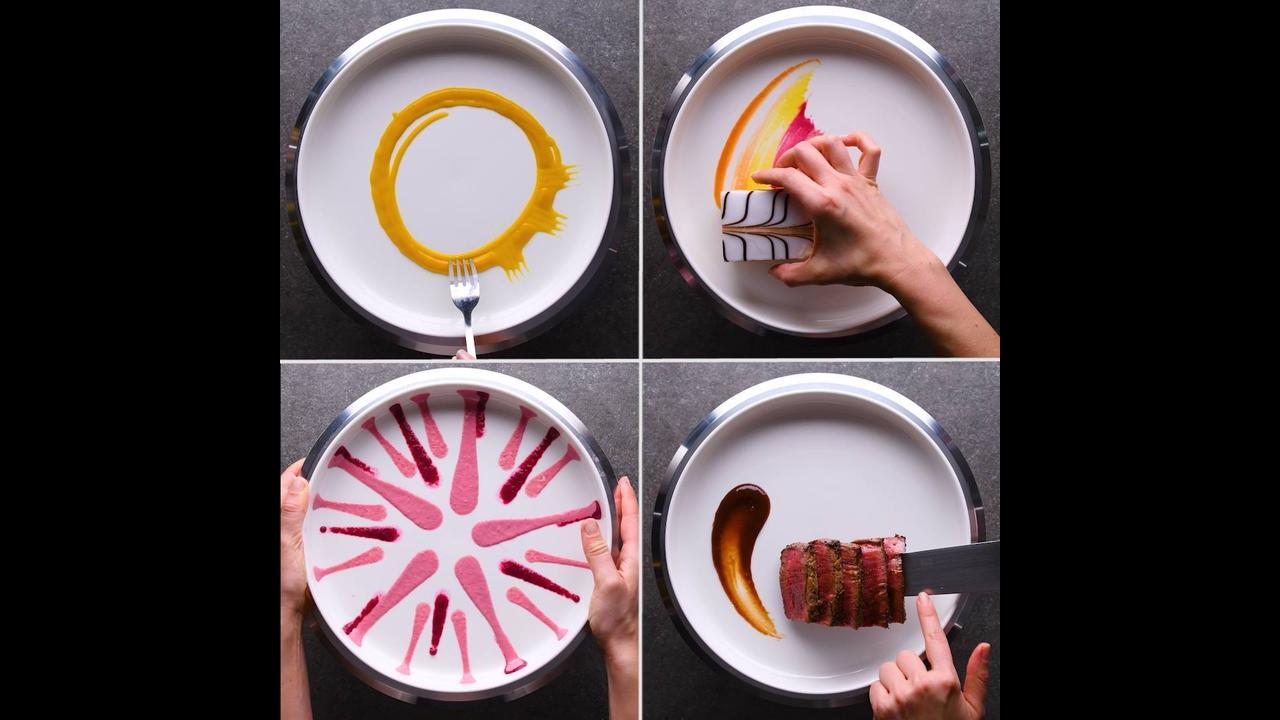 Como fazer decorações em sobremesas sofisticadas