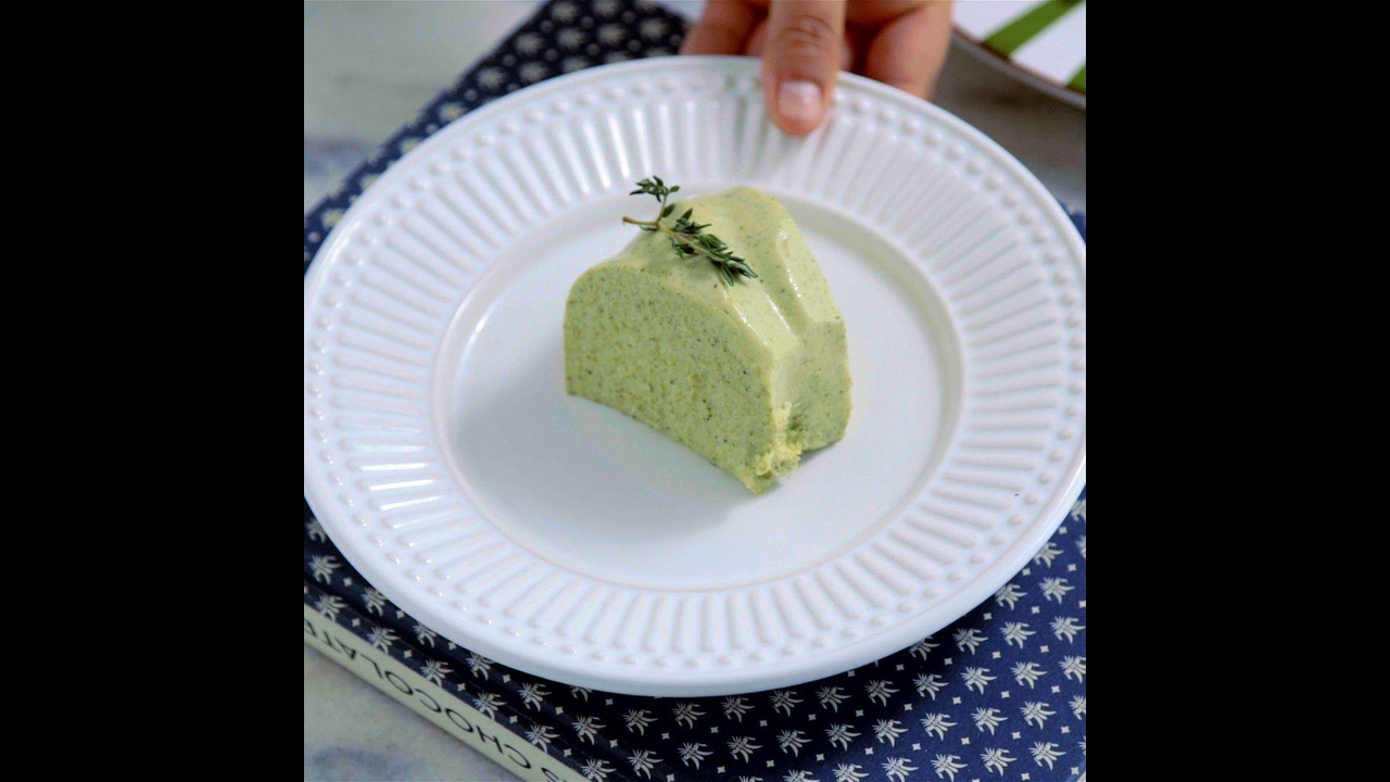 Como fazer um Mousse de Brócolis