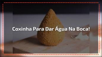 Coxinha Passando Pelo Facebook Para Te Deixar Com Fome Hahaha!