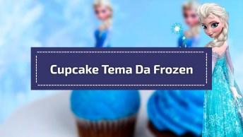 Cupcake Com Tema De Desenho Infantil, Sua Filha Vai Amar!