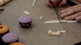 Decoção Delicada Em Cupcake, Uma Maravilha De Ideia, Confira!