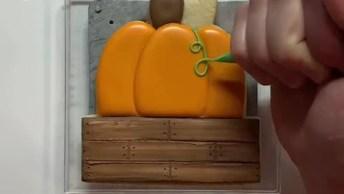 Decoração De Biscoito Com Glace Real, Veja Que Lindos Desenhos!