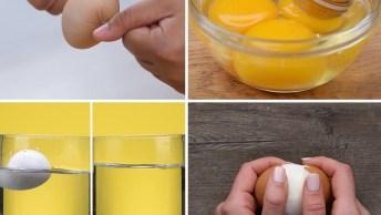 Dicas Para Preparar Ovos, Aposto Que Você Nunca Pensou Nisso!