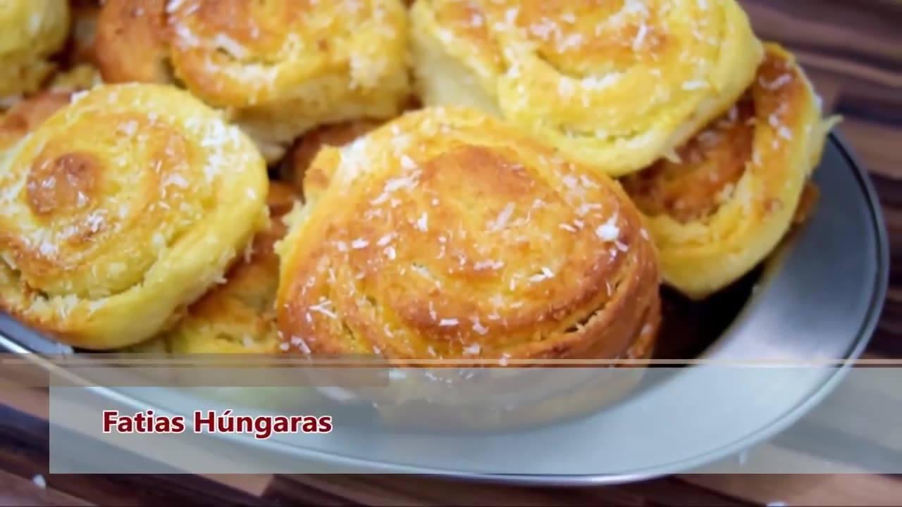 Fatias Húngaras - Uma receita de pão doce maravilhosa