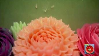 Flower Cake, Uma Moda Entre O Mundos Dos Bolos, Confira!