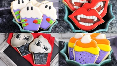 Ideias De Biscoitos Para Halloween, São Ideias Incríveis, Confira!