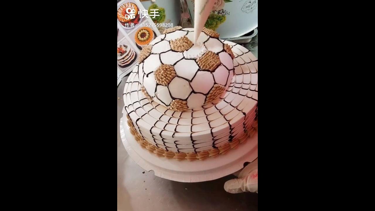 Ideias de decorações de bolos
