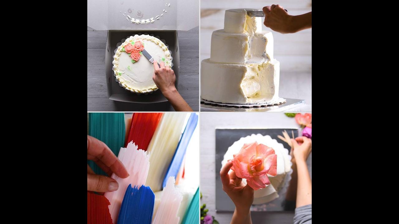 Ideias geniais para decorar bolos