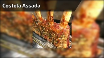 Imagem De Costela Assada - Mais Um Vídeo Para Dar Água Na Boca!