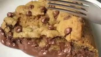 Imagens De Torta De Cookie, Você Vai Ficar Morrendo De Vontade. . .