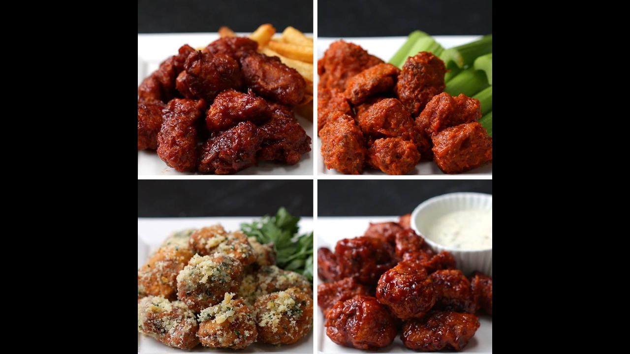 Inspirações de como fazer frango de 4 formas diferentes