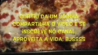 Low Carb - Receita De Bife À Parmegiana Com Menos Calorias!