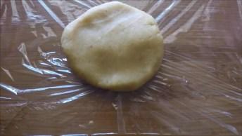 Low Carb - Receita De Biscoito Salgado Maravilhoso Para Seu Café Da Manhã!