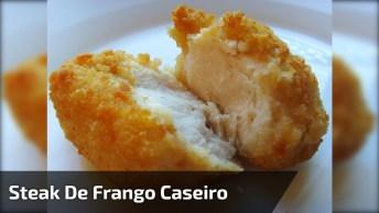 Low Carb - Receita De Nuggets Caseiro, Fica Leve E Uma Delicia!