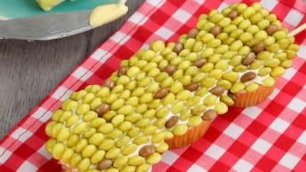 Maneiras Diferentes De Decorar Seus Cupcakes, Todas Legais!