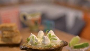 Micro Torta De Limão, É Muito Fofinho Ver Este Vídeo De Receita!
