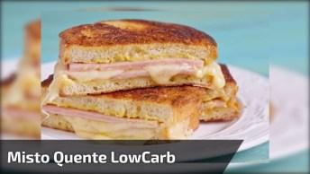 Misto Quente Lowcarb - Mias Uma Dica Para Salvar A Sua Dieta!