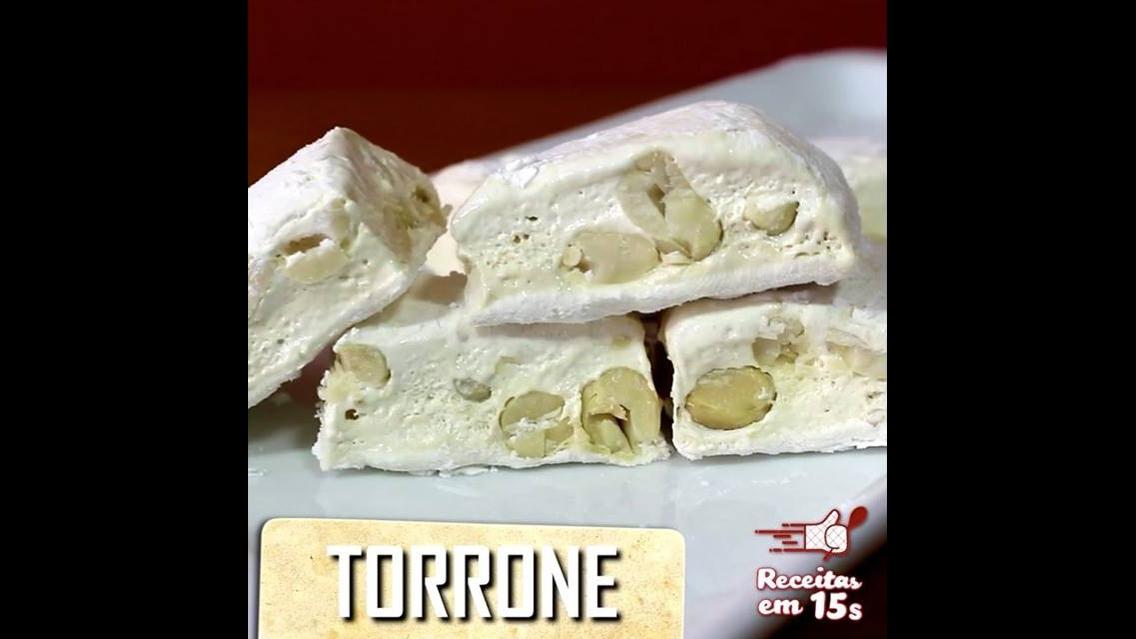 Modo de preparo de Torrone de amendoim