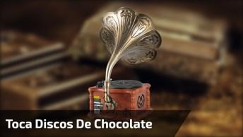 Objeto Feito De Chocolate, Um Trabalho Artístico Incrível, Confira!