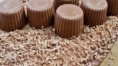 Ovo De Chocolate De Colher Alpino, Uma Maravilha Para Sua Páscoa!