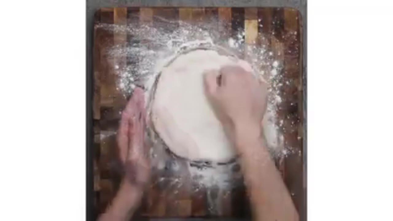 Pizza caseira fácil de fazer