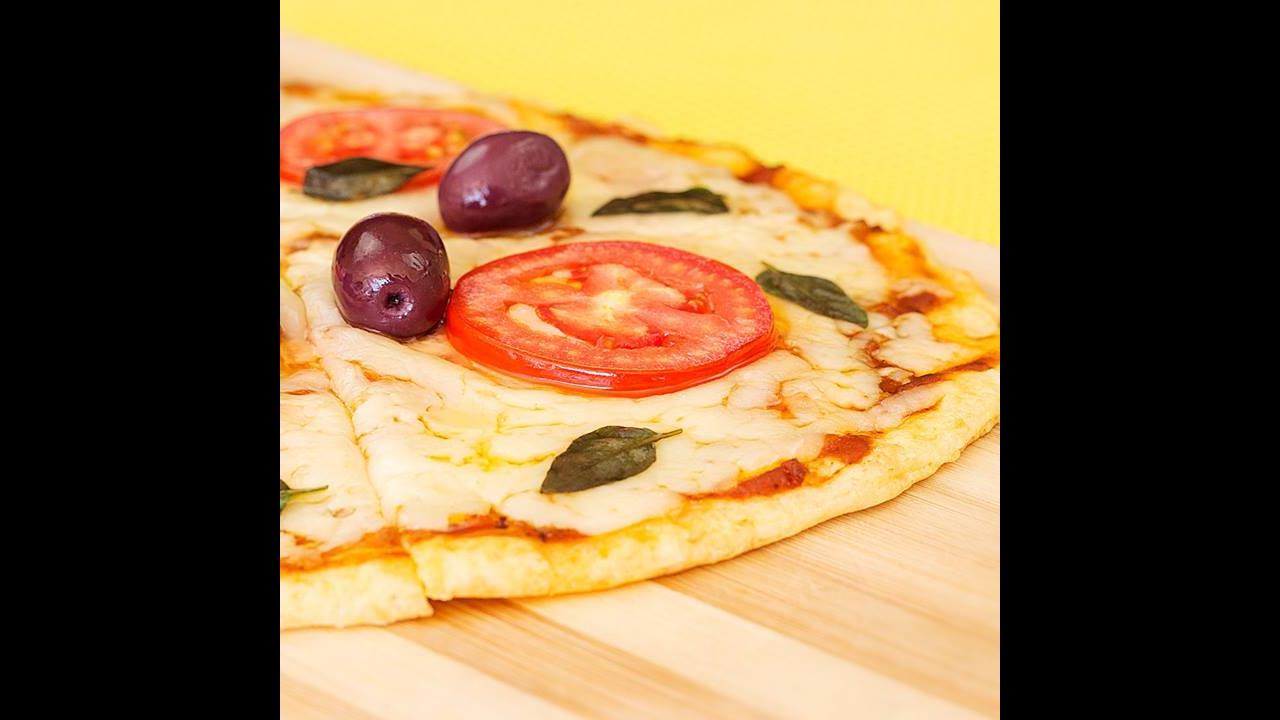 Pizza de pão de forma, uma receita gostosa e fácil de fazer