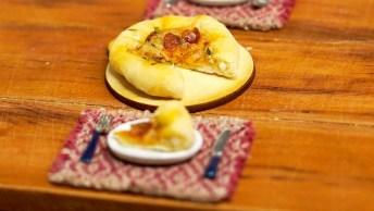 Pizzas Menores Do Mundo, Veja Que Gracinha E Compartilhe!