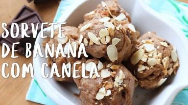 Receita De Banana Com Canela, Uma Maravilha Para O Fim De Semana!