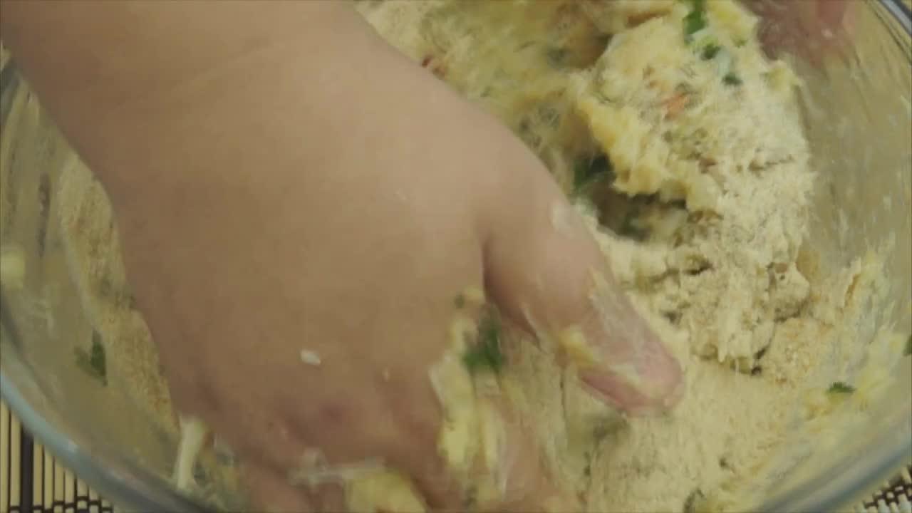 Receita de bolinho de bacalhau, uma delicia para almoço de páscoa!!!