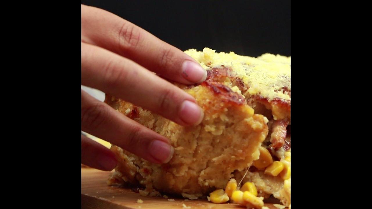 Receita de bolo de frango, olha só que delicia de receita