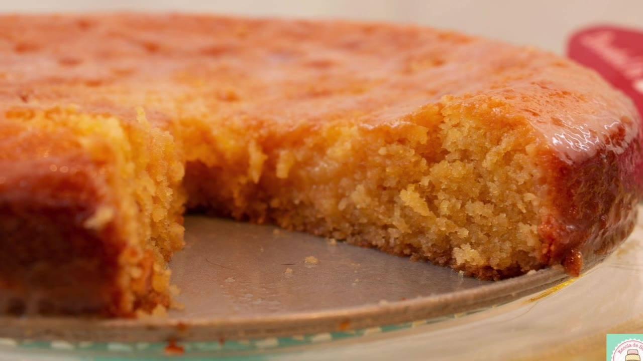 Receita de bolo de fubá e limão, uma maravilha para o café da manhã!!!