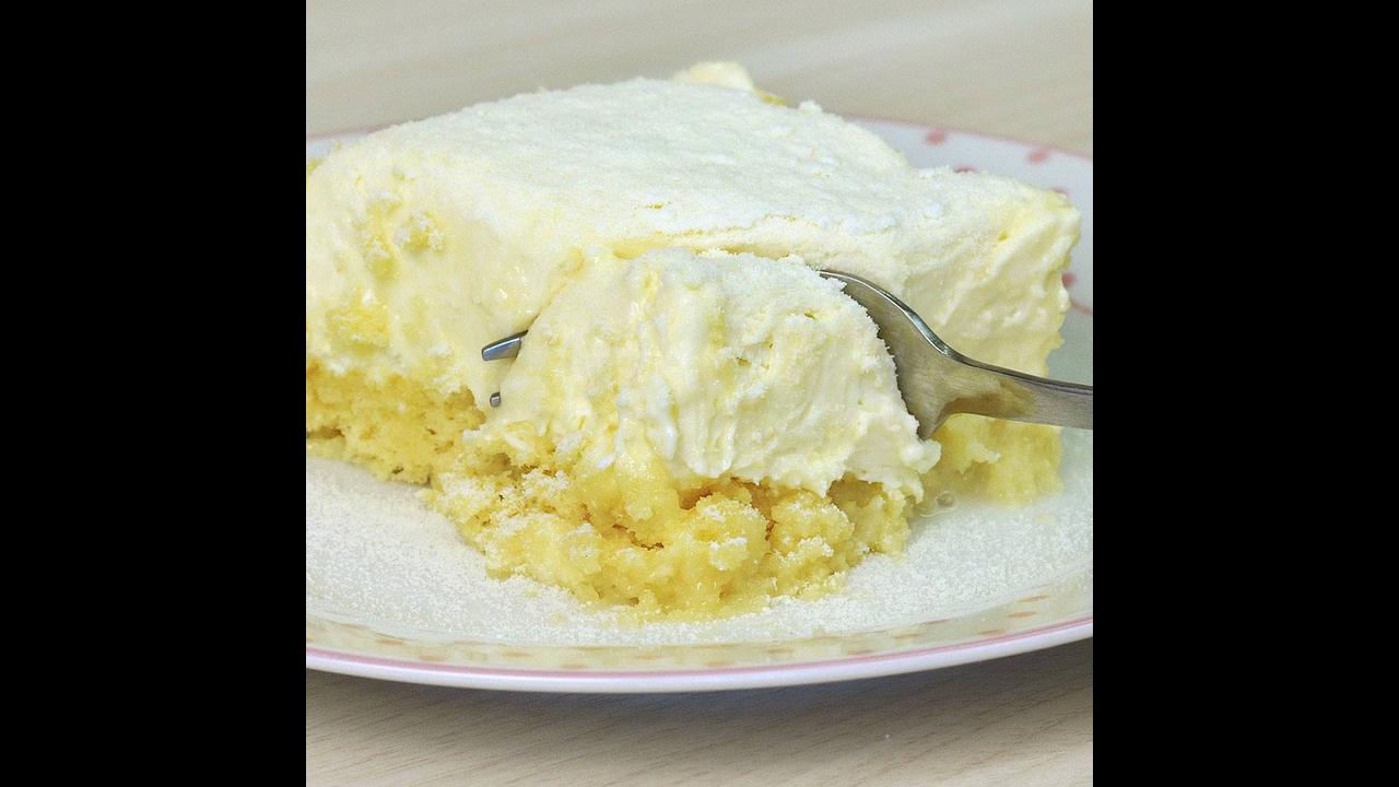 Receita de bolo gelado de mousse de leite ninho, uma delicia de sobremesa!!!