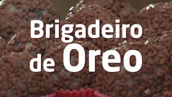 Receita De Brigadeiro De Oreo, Para Ficar Com Água Na Boca, Confira!