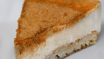 Receita De Cheesecake De Churros - Mais Uma Novidade Que Vai Te Surpreender!